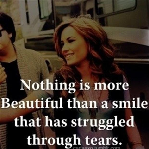 nothing-is-more-beautiful-than-a-smile-that-has-struggled-through-the-tears-inspirational-quotes